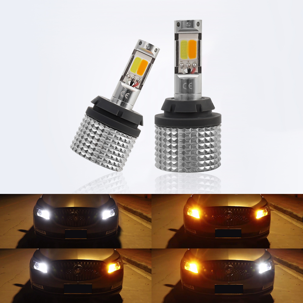 Pair Car LED Turn Signals Light COB 1156 BAU15S PY21W 3156 3157 T20 7440 7443 WY21W DRL Led Daytime Running Light Turn Light аксессуар чехол флип micromax e313 canvas xpress 2 gecko white gg f mice313 wh