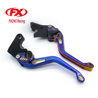 FX CNC 3D Rhombus Hollow Motorcycle Brake Clutch Levers For TRIUMPH SPEED TRIPLE 900cc 1994 1996
