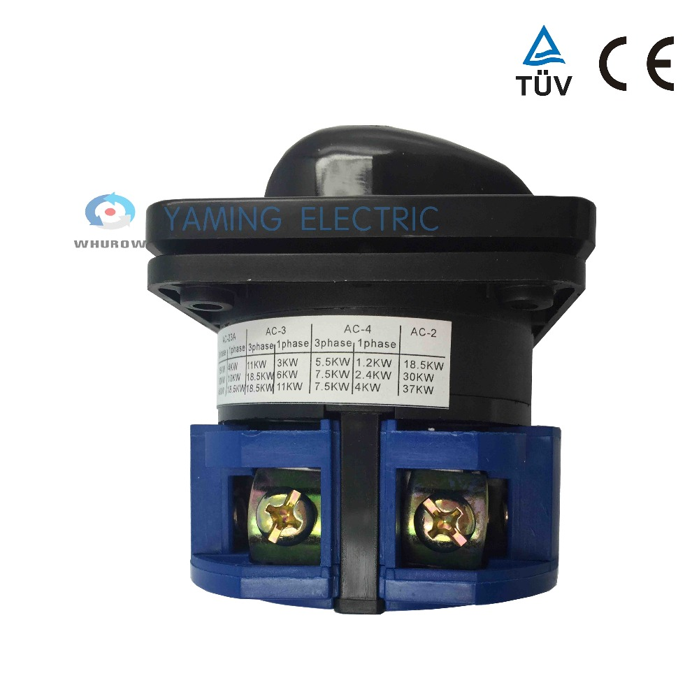 Manufacturer TUV approved universal Changeover switch 3 postion 690V 63A single phase rotary cam switch manual?resize=665%2C665&ssl=1 rotary changeover switch wiring diagram the best wiring diagram 2017 wiring diagram for rotary changeover switch at eliteediting.co
