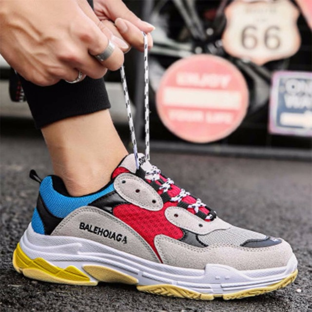 New 2018 Women Sneakers Ladies White Trainers Chaussure Femme Spring  Fashion Women Casual Shoes Suede Leather Platform Shoes 6ec3184999c7