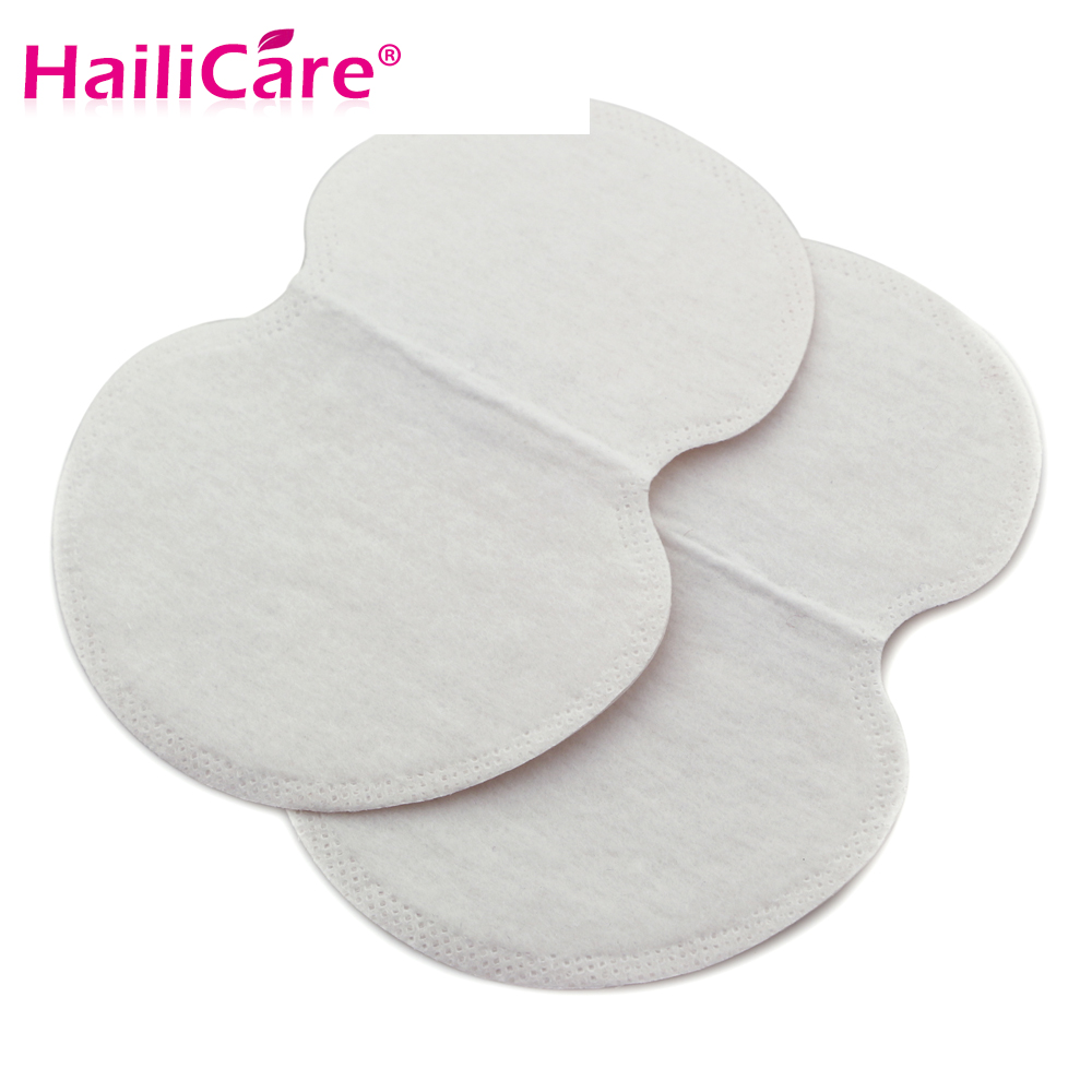 500 Pairs Underarm Sweat Pads Anti Perspiration Pads Absorbing Armpit Deodorant Patch Dress Clothing Sticker Disposable