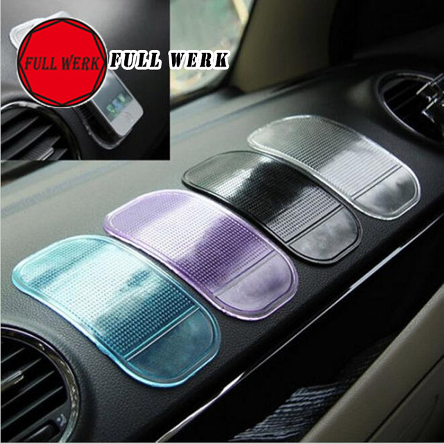 Aliexpresscom Buy 2PCS Car Sticky Anti Slip Mat Pad for Mobile