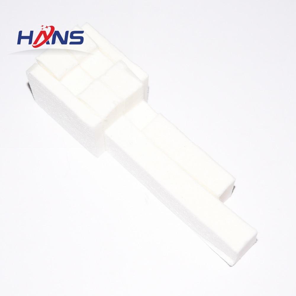 50SET origin Waste Ink Tank Pad Sponge for Epson L300 L301 L303 L350 L351 L353 L358
