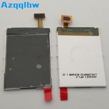 Azqqlbw 10 ชิ้น/ล็อตสำหรับNokia C2 C2 01 จอแสดงผลLCD Touch Screen Digitizerโดยไม่ต้องสัมผัสหน้าจอสำหรับNokia C2 C2 01 หน้าจออะไหล่
