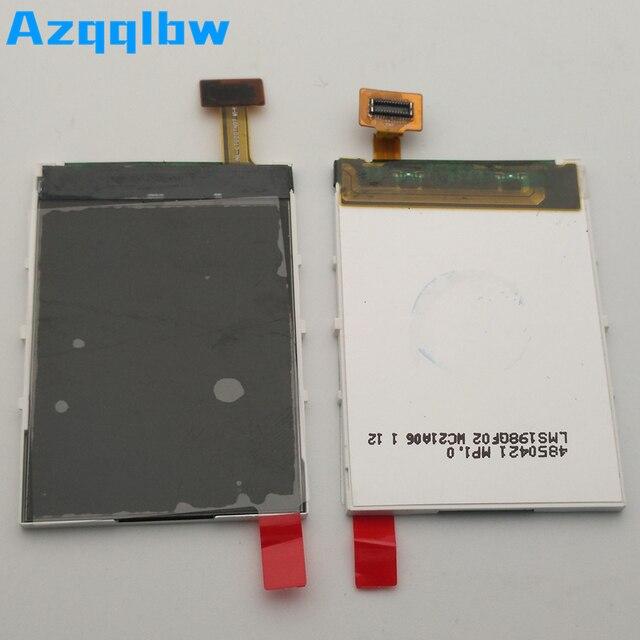 Azqqlbw 10 pz/lotto Per Nokia C2 C2 01 Display LCD di Tocco Digitale Dello Schermo senza Touch Screen Per Nokia C2 C2 01 Schermo parti