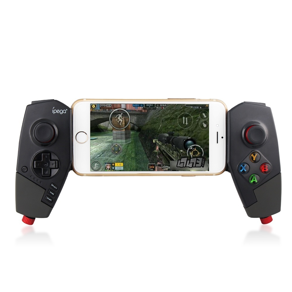 LANBEIKA PG-9055 télescopique sans fil pour téléphone Android manette de jeu Bluetooth pour PC 3.0 manette de jeu manette pour iPad IOS - 2