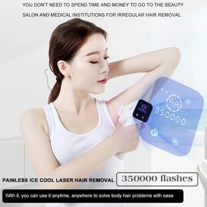 Image 3 - Lescolton Icecool IPL epilatör kadınlar için kalıcı lazer epilasyon LCD ekran Depilador bir lazer Bikini giyotin fotoepilator