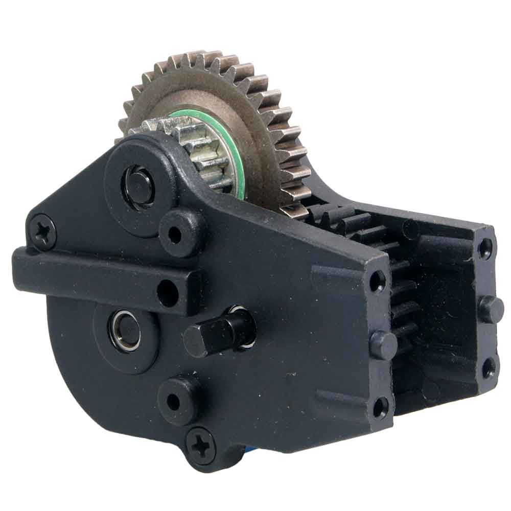 RC car 1/10 HSP 08063 speed reducer with metal Diff. Gear Box For 1/10 4WD RC Model Car Monster 94188 2pcs rc car 1 10 hsp 06053 rear lower suspension arm 2p for 1 10 4wd rc car hsp 94155 94166 94177