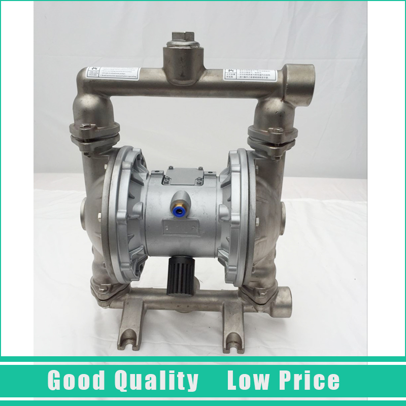 QBY-15/0-1m3/h Stainless Steel Diaphragm Paint PumpsQBY-15/0-1m3/h Stainless Steel Diaphragm Paint Pumps