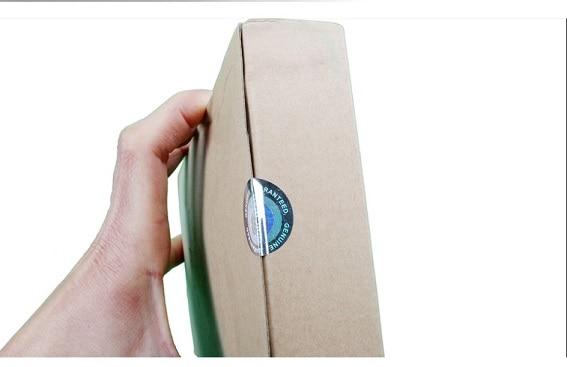 segurança violação evidente adesivos de garantia