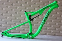 Seraph Painting Fashional Design Good Price Full Suspension FM036 29er Mountain Bike Carbon Fiber Bicycle Frames