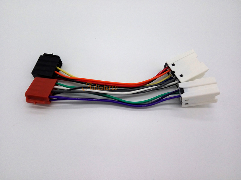 online buy whole 350z wiring harness from 350z wiring 12 020 shipping iso standard car radio cable for nissan almera micra murano 350z patrol x trail pathfinder wiring harness