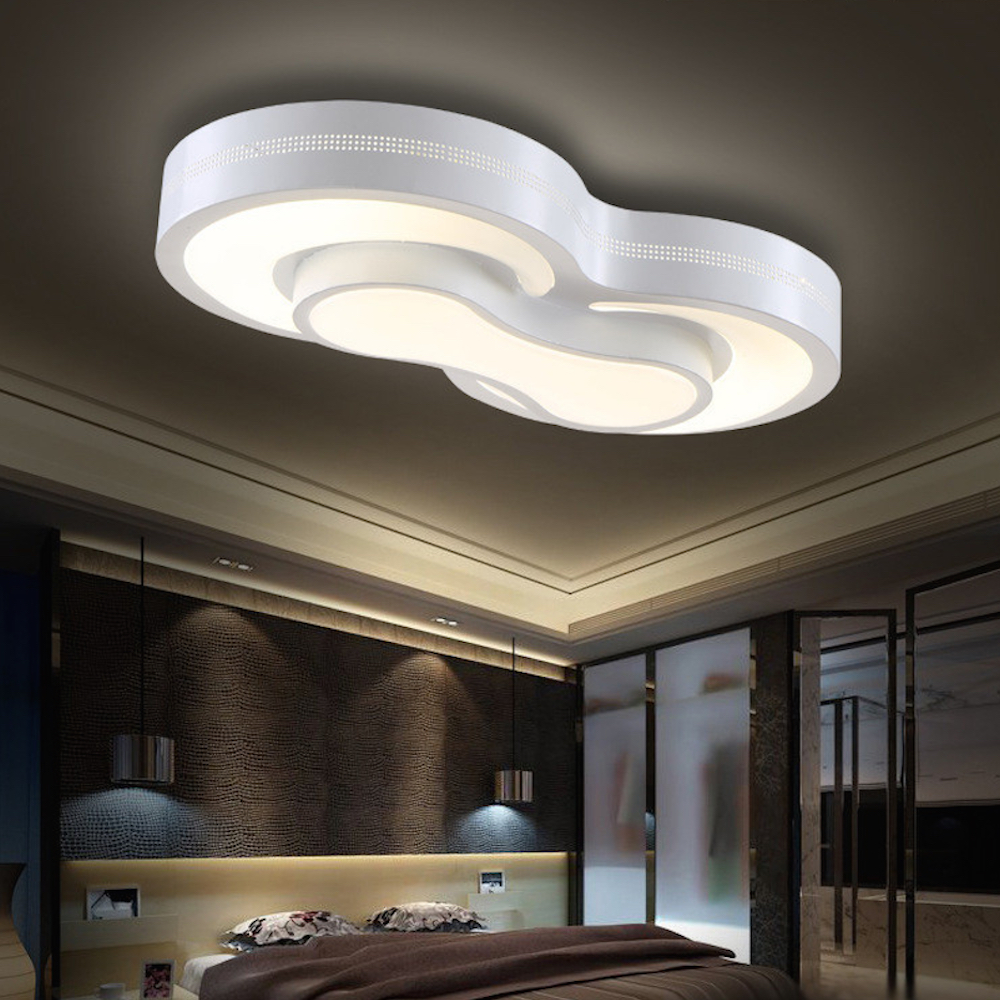 Led Lights Design: LED Ceiling Light 2/3/4/5 Heads Design Warm/cool White
