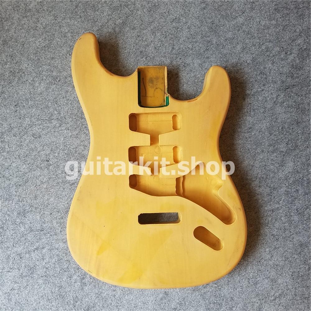 Afanti Music DIY guitar / DIY Electric guitar body (G152) afanti music acoustic guitar repair tools gtl 109