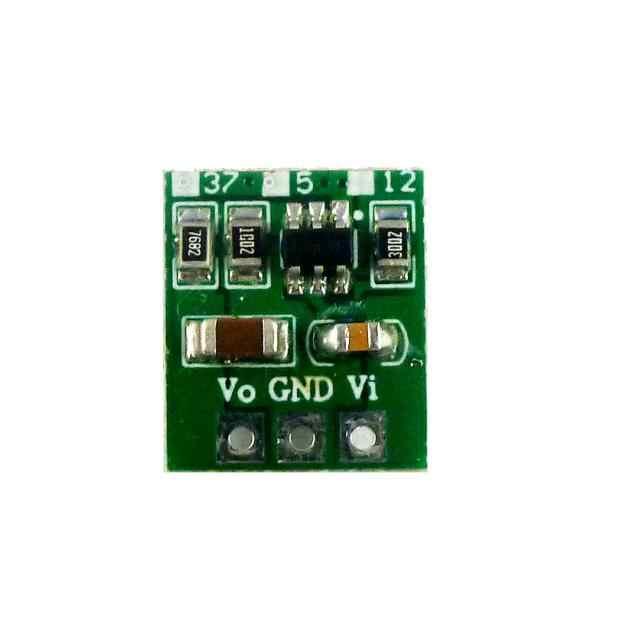 6 ワットミニ DC-DC ステップアップ昇圧コンバータモジュール 2.6-6 ボルトに 3.7 ボルト 5 ボルト 12 ボルト電圧レギュレータ F バッテリーモーター電源銀行 LED 無線 Lan ルータ