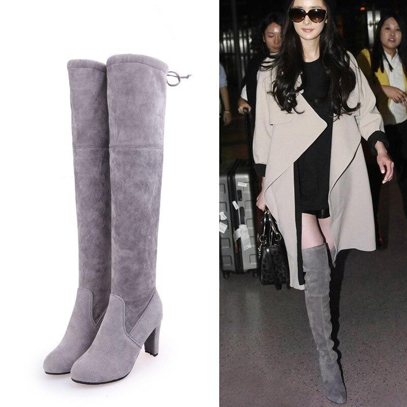 Online Get Cheap Long Girls High Heel Boot -Aliexpress.com ...