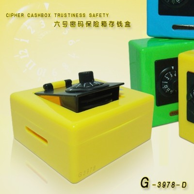 Password Piggy Bank Combination Lock Money Box Code Safe Coins Cash Saving boxs Gift greative gifts
