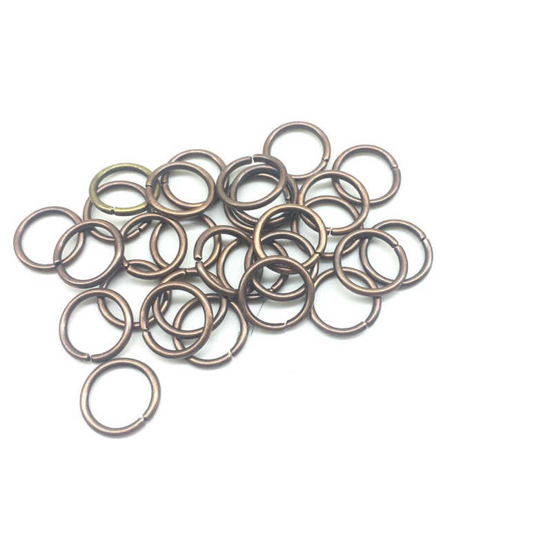 20 шт./партия, оплетка для волос, дредлок, бусина, запонка, оплетка, обод кольцо, приблизительно 10 мм, внутреннее отверстие