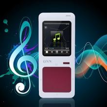 "Hot Red batería ONN Q7 4 GB Ultra-Delgado 1.8 ""TFT Pantalla Deporte MP4 FM Reproductor de USB2.0 FM radio reproductor de vídeo"