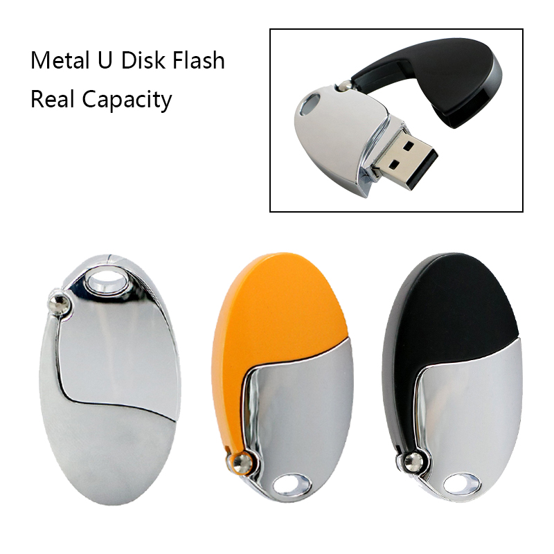 New arrive silver egg Oval usb flash drive 4GB 8GB 16GB 32GB 64GB pendrive 128gb usb flash drives memroy stick usb thumb disk