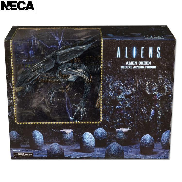 Figurine de luxe NECA Alien Queen 16