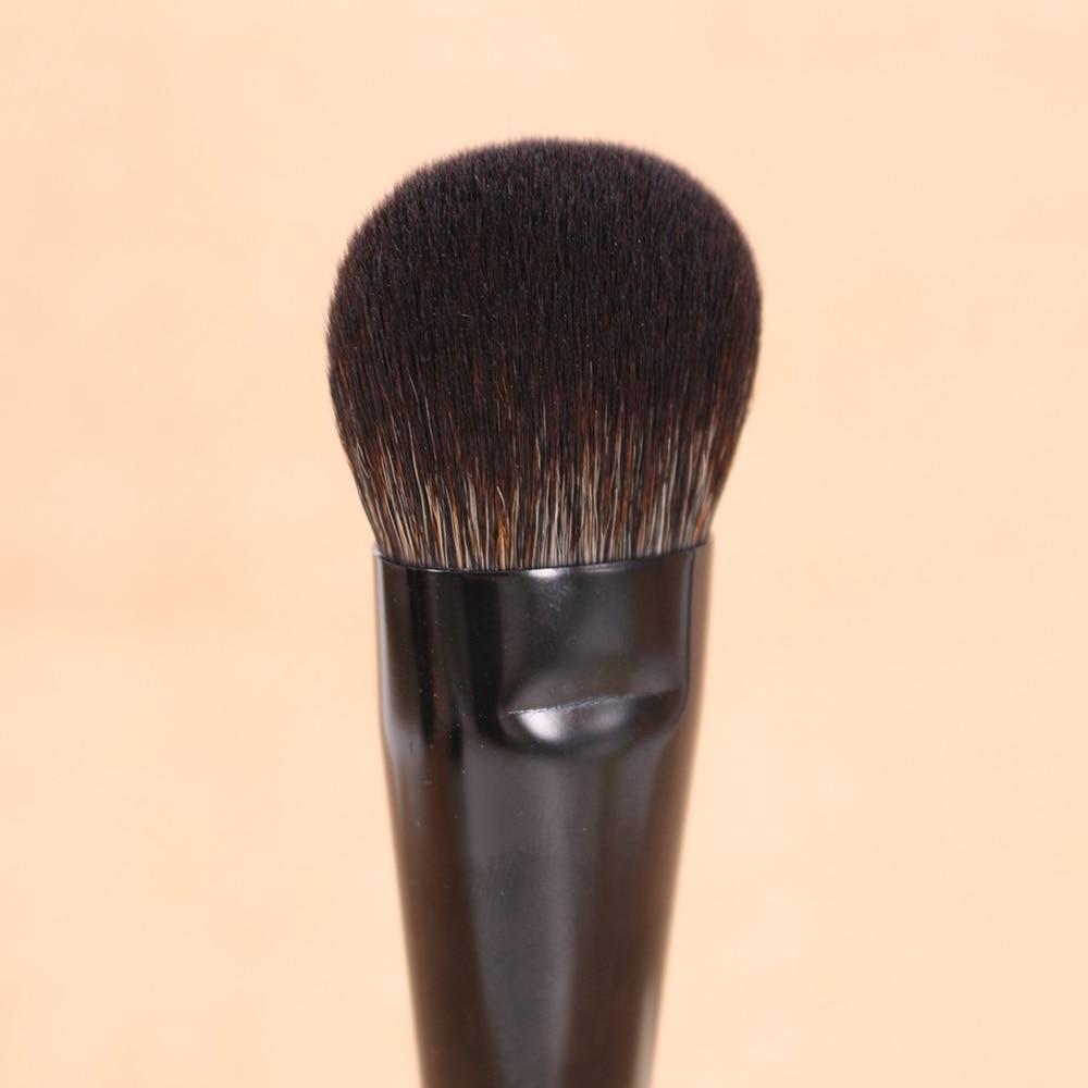vela.yue Cheek Finish Brush Face Blush Highlighter Contour Blending - Smink - Foto 3