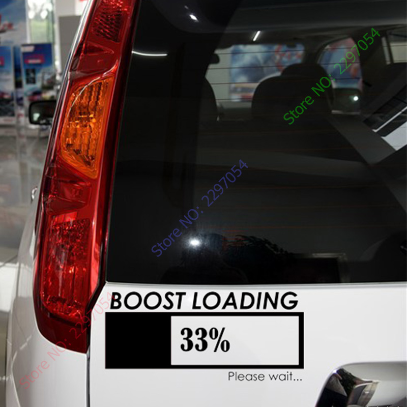 FULL BATTERY Sticker Batt Cell for Car Window Vinyl Decal Fun Charged Phone Wifi Boost Loading Car Sticker