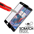 For Oneplus 3 / 3T 5.5 inch Tempered Glass Screen Protector Full Cover One Plus Three Oneplus3 9H 3D Ultra Thin Protective Film