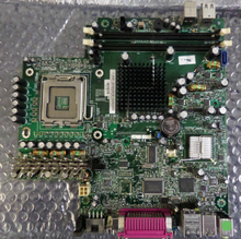 Motherboard for DF131 0DF131 CN-0DF131 Optiplex GX620 well tested working