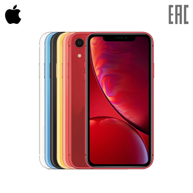Смартфон Apple iPhone Xr 128 ГБ [официальная российская гарантия, быстрая доставка]