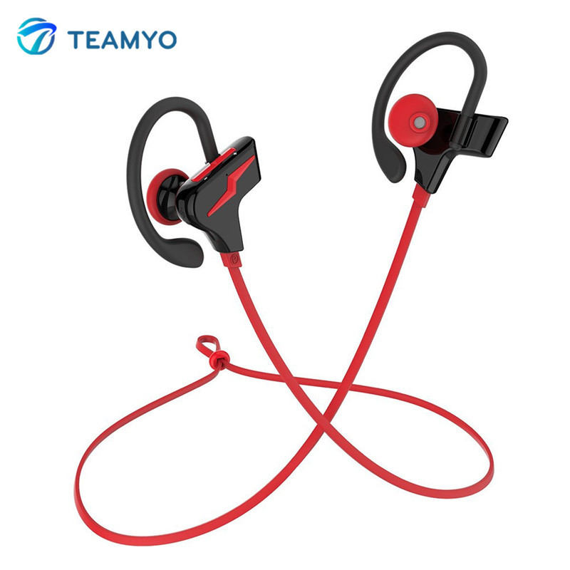 Teamyo S30 Bluetooth Earphone Wireless Headphones with microphone Running Binaural Stereo Headset headphones for sports 2017 scomas i7 mini bluetooth earbud wireless invisible headphones headset with mic stereo bluetooth earphone for iphone android