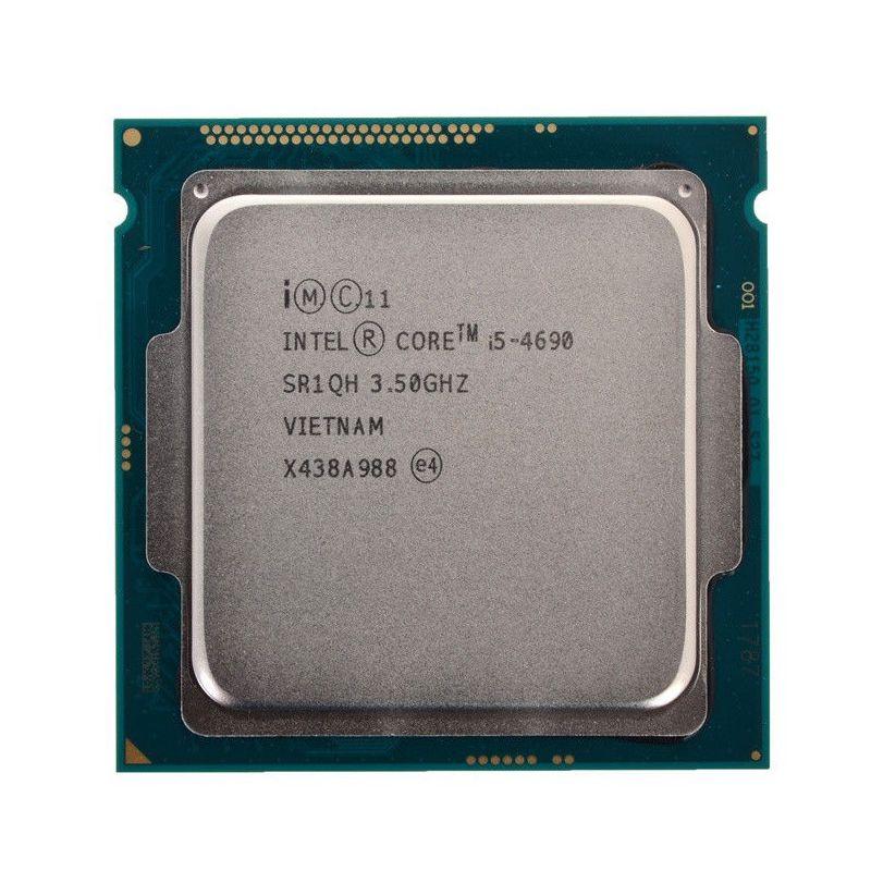 HTB1TbYkXovrK1RjSspcq6zzSXXaJ Intel Core i5 4690 CPU Processor 3.50Ghz Socket 1150 Quad Core Desktop SR1QH