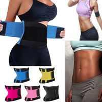 Новый удобный женский пояс для коррекции фигуры, пояс для обертывания для похудения, спортивный женский пояс для тренировки талии, пояс для ...