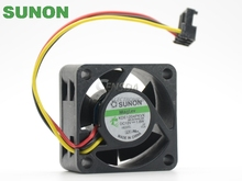 где купить Wholesale Sunon KDE1204PKVX 4020 40mm 4cm 12V 1.6W For CISCO 2950 C2950-24 switch For Huawei 5600 server inverter cooling fan дешево