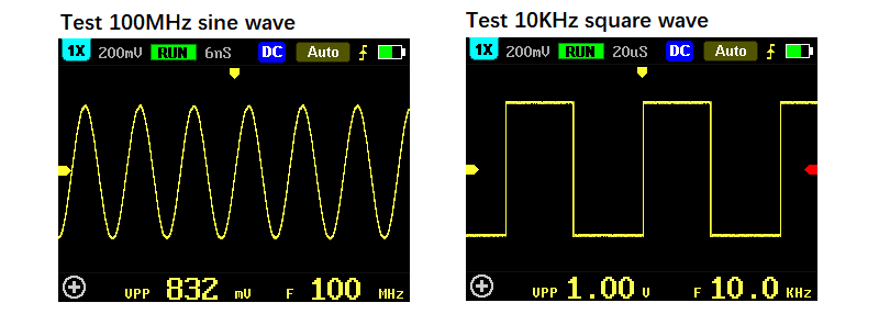 FNIRSI-5012H Digital Oscilloscope Kit with 500MS/s Sampling Rate and 100MHz Analog Bandwidth