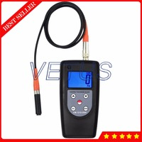 F Type Magnetic Induction Zinc Coating Thickness Gauge For Small Workpiece Coating Thickness Measurement Tester CM