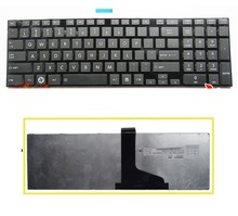 SSEA New US Keyboard with frame For Toshiba Satellite C850 C855 C855D L850 L850D L855 L855D C875 C875D L875D P850 P855 P875D