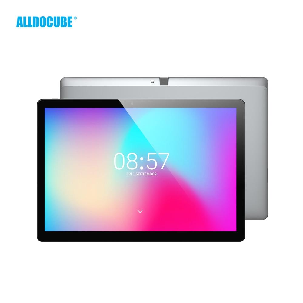ALLDOCUBE Мощность M3 10,1 дюймов 4 г Телефонный звонок Планшеты PC 1920*1200 ips 2 ГБ Оперативная память 32 ГБ Встроенная память android 7,0 MT6753 Octa Core 8000 мАч gps