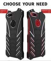 For Nubia Z17 Z17S Z17 Mini Case Luxury Aluminum Metal Bumper Frame Armor Shockproof Phone Case