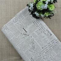 Tiếng anh Mianma vải sofa giấy vải Nhà Trang Trí Nội Thất handmade vải vải bán buôn DIY