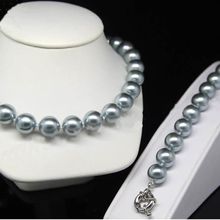Wholesale Pack  Sallei nanyang pearl 14mm sallei grey pearl