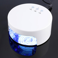 New 36W UV Lamp Nail Dryer CCFL LED Polish Curing Light Gel Nail Art Painting Set