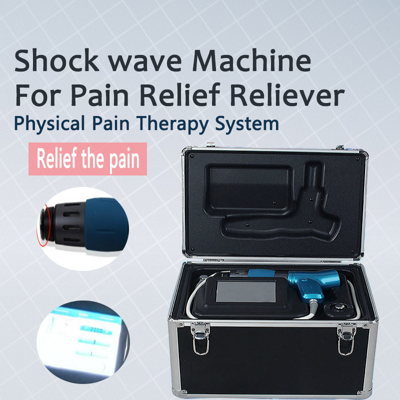 Protable Physiotherapy Treatment Machine For All Body Pain Smallest Physiotherapy Device /electrotherapy Eswt Machine For Sale
