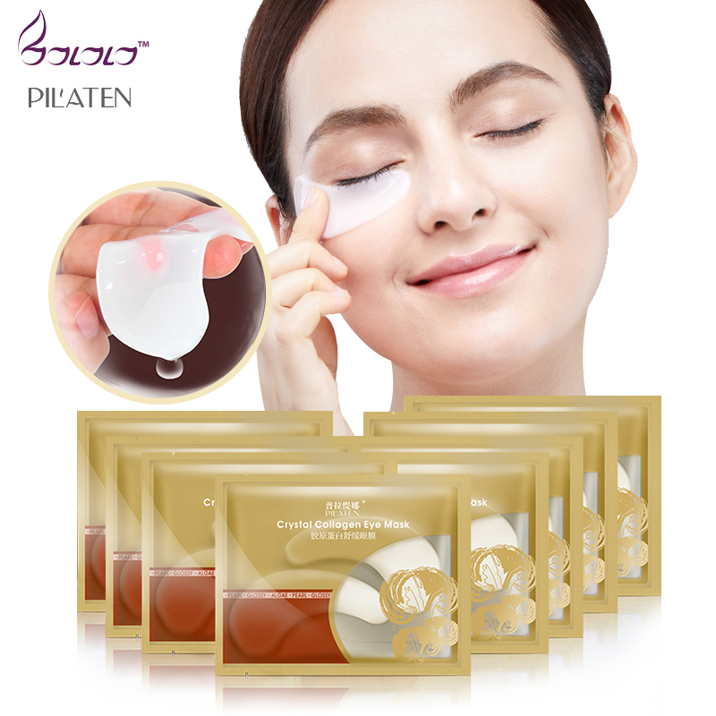 Pilaten Crystal Eyelid Patch Anti-Wrinkle Dark Circles Crystal