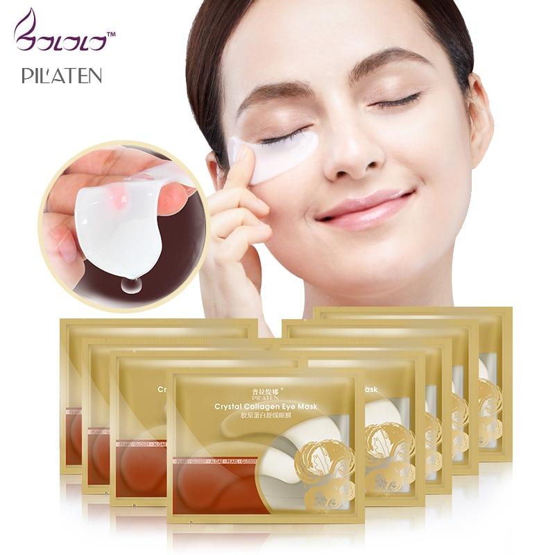 Pilaten Crystal Eyelid Patch Anti-Wrinkle Dark Circles Crystal