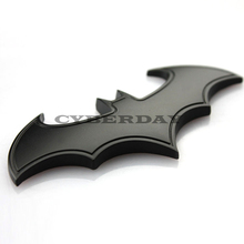 Cool Metal Batman Car Emblem