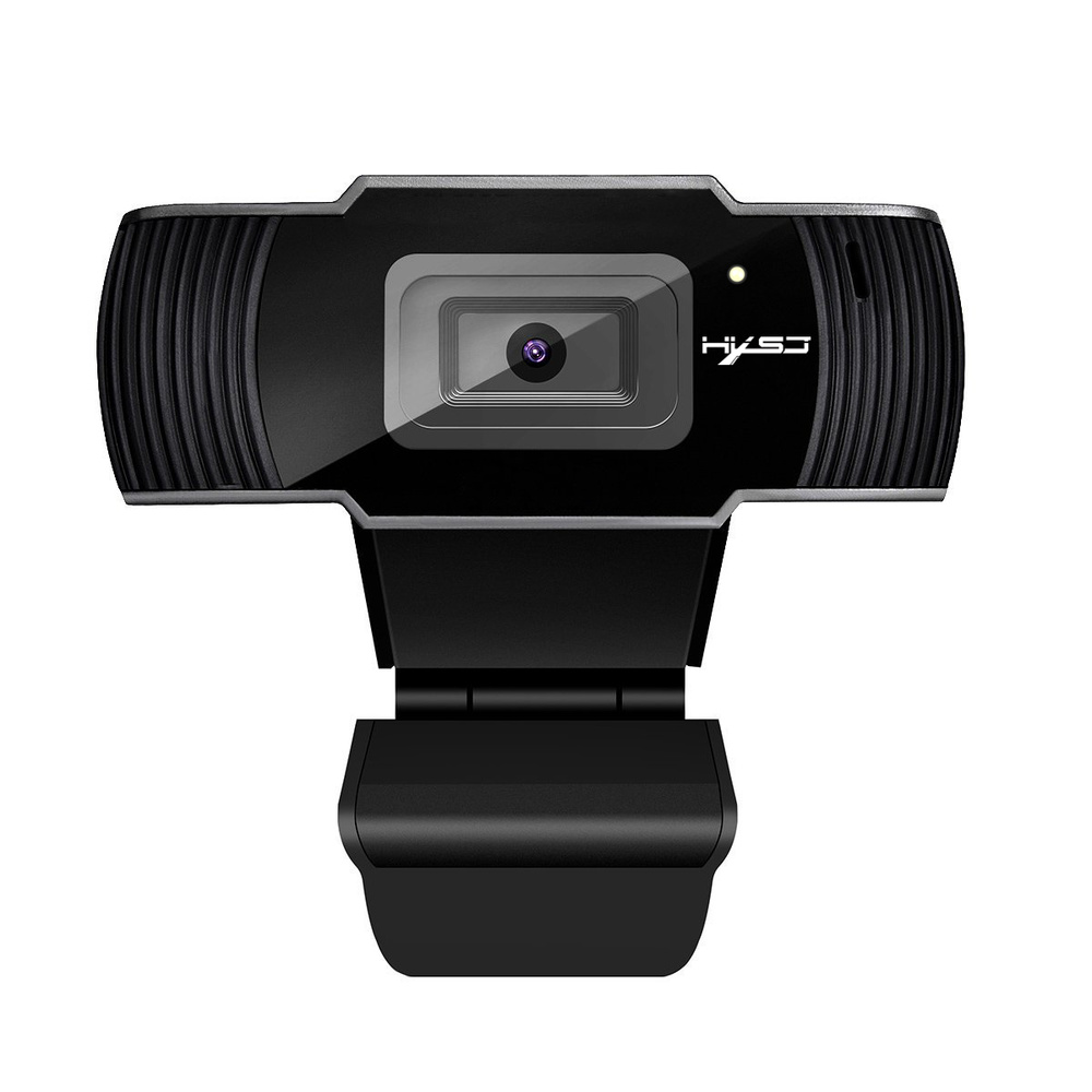 HXSJ Webcam HD Camera 5 Million AF Camera HD <font><b>Web</b></font> <font><b>Cam</b></font> Support <font><b>1080P</b></font> 720P Video Conferencing Built-in Noise Canceling Microphone image
