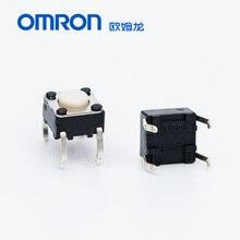 5 unids/pack ratón Omron micro interruptor medio para Logitech M185 M215 G300 G402 G602 M570