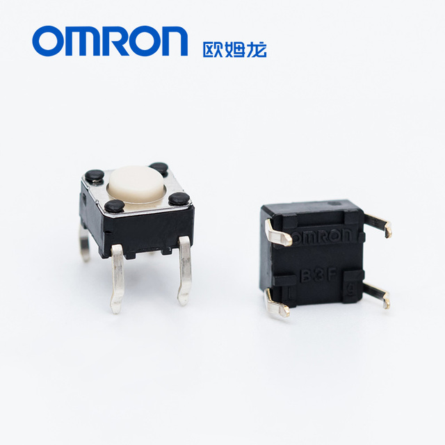 US $2 69 10% OFF|5pcs/pack Omron Mouse micro middle switch for logitech  M185 M215 G300 G402 G602 M570-in Mice & Keyboards Accessories from Computer  &