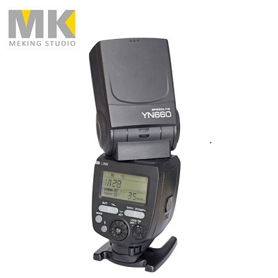 YONGNUO YN660 Speedlite Flashes For Canon RT Radio Trigger System Master Flash ST E3 RT YN600EX RT YN560IV
